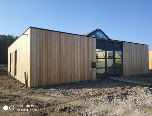 Trijų korpusų namas Olandijoje
