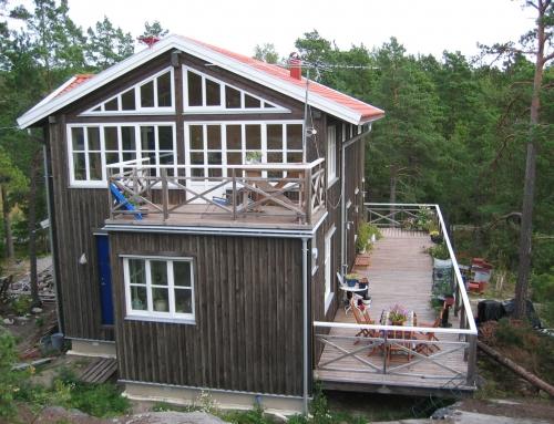 Namas Švedijoje